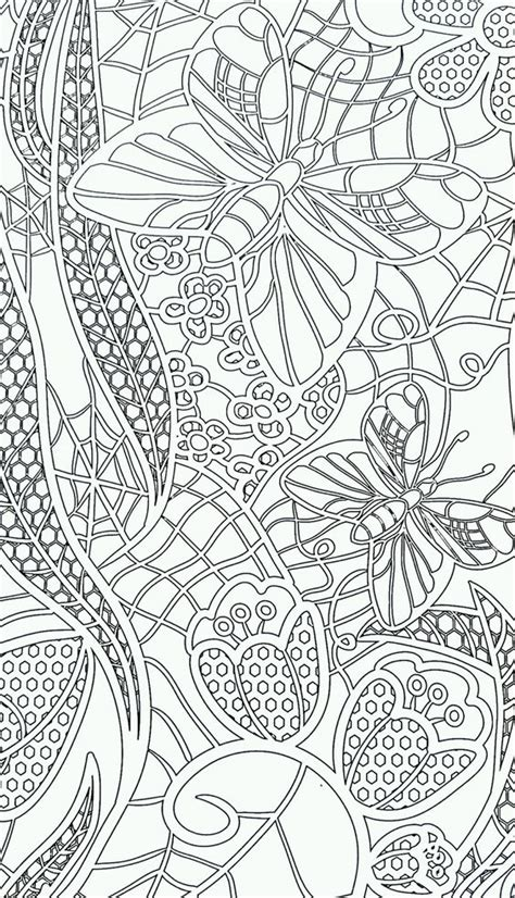 abstract coloring pages pinterest butterfly abstract coloring page coloring prints