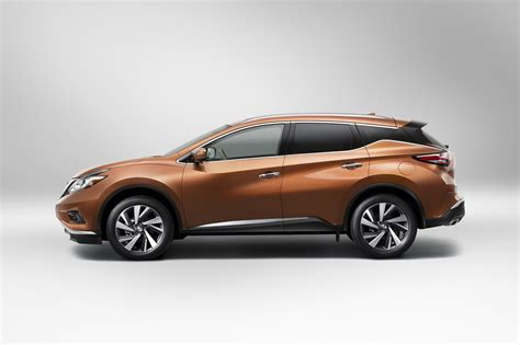 nissan car 2015 2016 nissan murano carsfeatured com