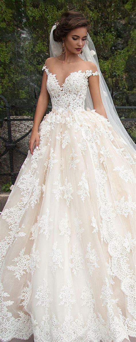 10 Most Gorgeous Brides 20 gorgeous wedding dresses for 2017 brides oh best day