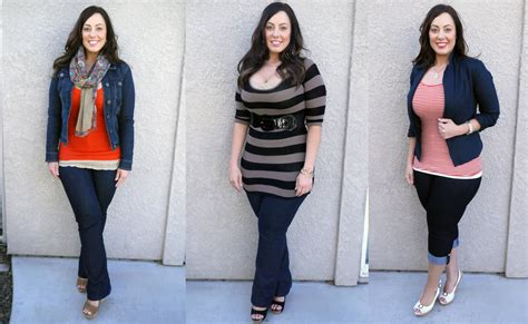 7 Best Fashion Tips For Curvy by Curvy 3 Ideas To Accentuate And Flatter Your