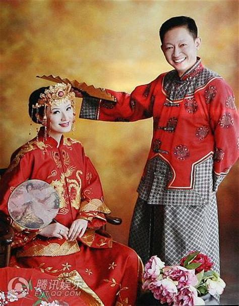 Baju Prewedd Budaya China Baju Pengantin Tradisional China Malay China