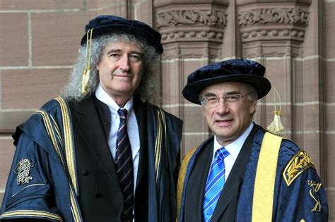 brian may ljmu sir brian leveson succeeds queen legend brian may as