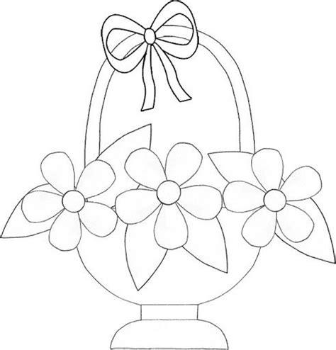 disegni di fiori da ricamare disegno da ricamare vaso di fiori grandi 2 magiedifilo