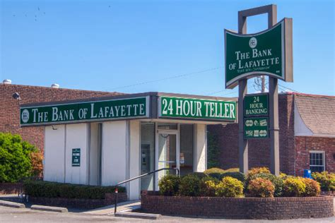 our locations the bank of lafayette