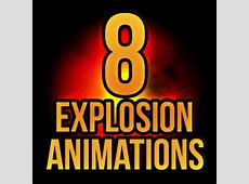8 explosions (animated) | OpenGameArt.org Music Note Png