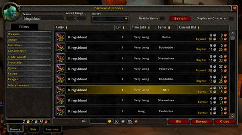 buy wow gold auction house create average item plat trade value tracker art animation ui warframe forums