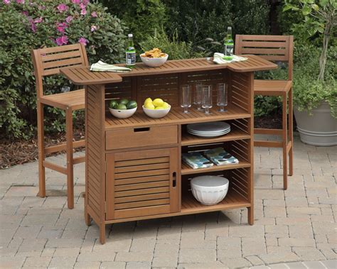 outdoor patio bar sets home bar design