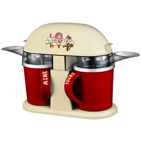 kitchen gadget gifts mine and yours ice cream maker buy from prezzybox com
