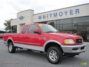 1998 ford f150 xlt supercab 4x4 in bright a69736