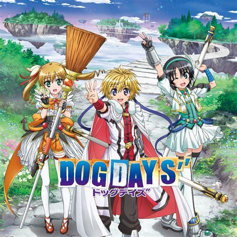 dogs days are tvアニメ days オフィシャルサイト