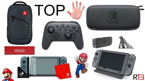 best nintendo nintendo switch top 5 best accessories