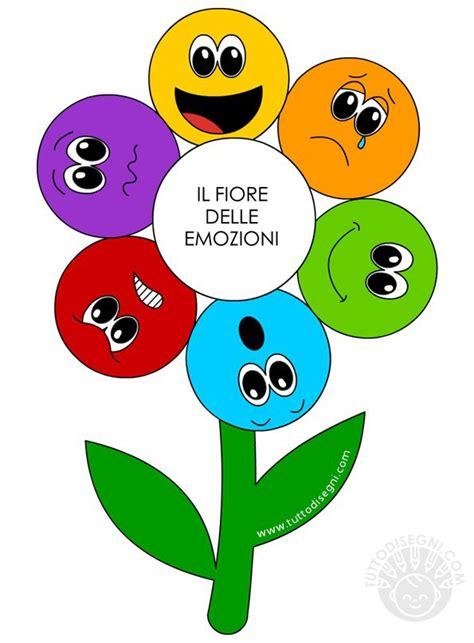 la delle emozioni italiano fiore delle emozioni da stare tuttodisegni