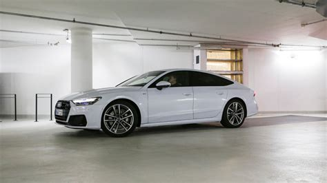 Audi Mmi Touch by Audi A7 Mit Mmi Touch Response Und Audi Connect Bilder