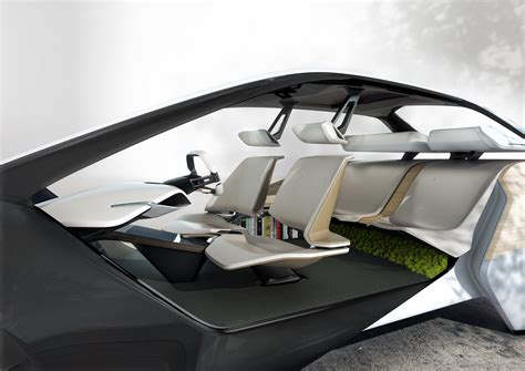 Bmw Thinks Your Car Interior Will Look Like This In Five