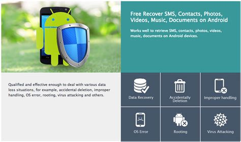 free data for android recover lost data on android for free best android apps