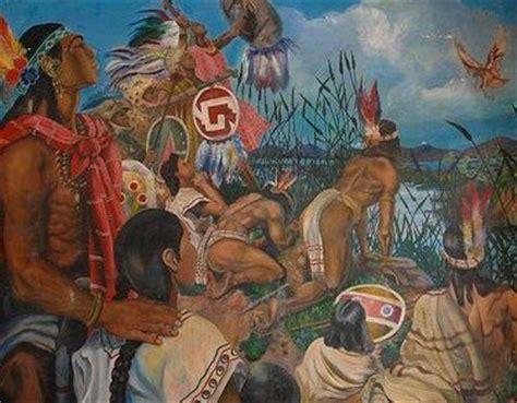 imagenes de aztecas o mexicas nepohualtzintzin c 243 mputo azteca origen de los aztecas o