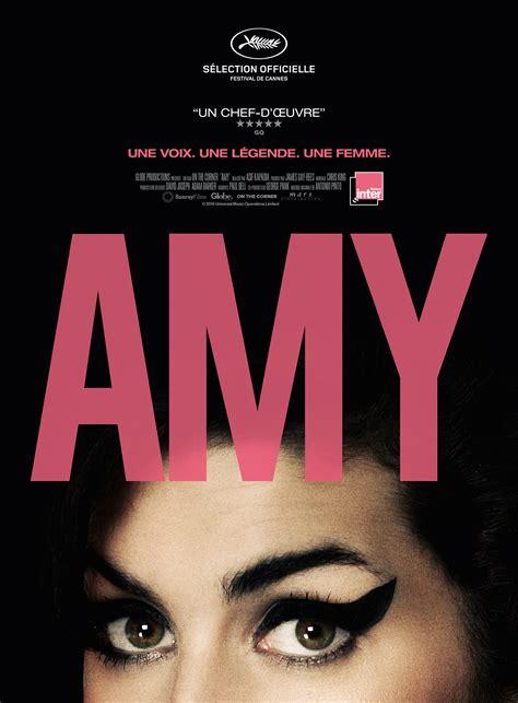 film dokumenter amy winehouse amy l affiche et teaser du documentaire sur amy winehouse