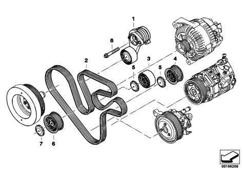 original parts    ix  sac engine belt