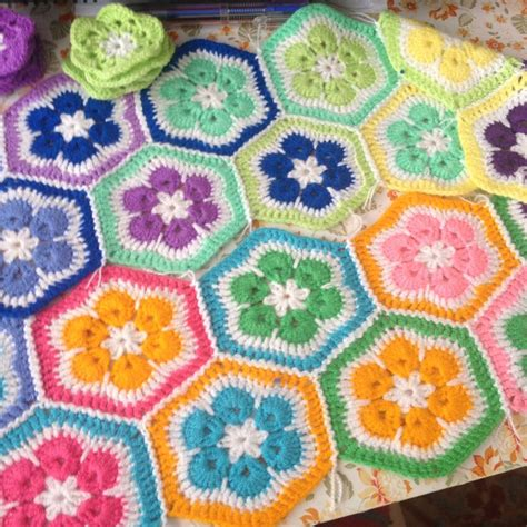 knitted flower blanket the 4820 best images about crochet afghans on