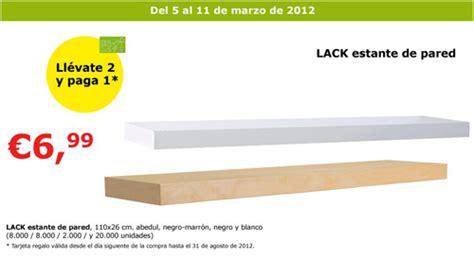 estante lack oferta estante de pared lack decoraci 243 n sueca