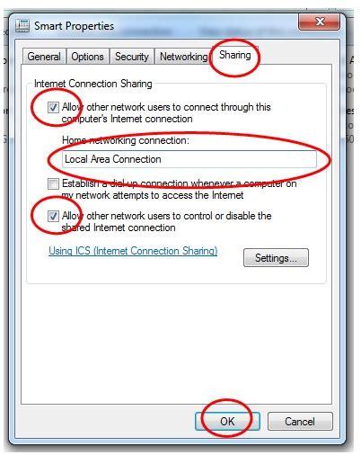 Modem Fren cara setting satu modem smart fren untuk dua komputer laptop edukasi
