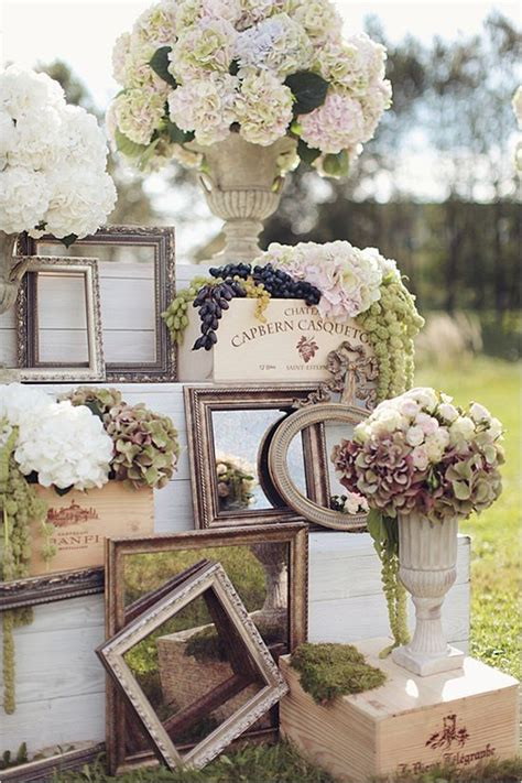 Vintage Wedding Aisle Decorations by Say I Do To These Fab 51 Rustic Wedding Decorations