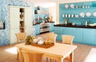 Blue Kitchen Designs Blue Kitchens