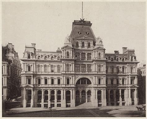 boston post office erected circa 1870 demolished circa
