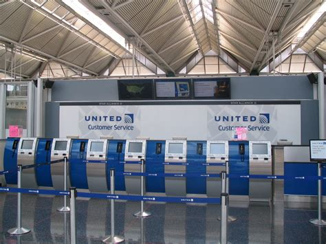 united airlines check in united airlines rebranding of terminal 1 at chicago o
