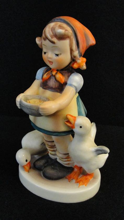 vintage goebel hummel figurine germany 197 quot be patient