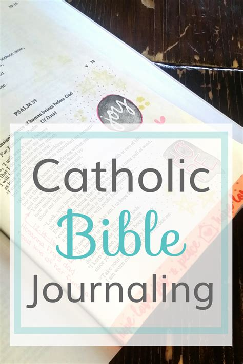 the catholic journaling bible books catholic journaling bible the littlest way