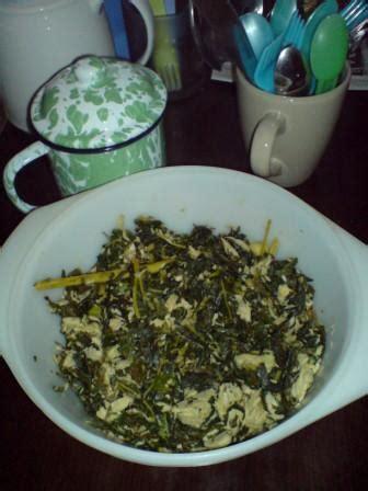 sayur daun pepaya manado kementerian masak  makan