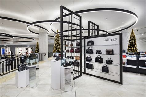 david jones flagship store by dalziel pow melbourne