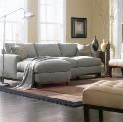 Sofas And Sectionals Sullivan Mini Mod Sectional Sofa Contemporary