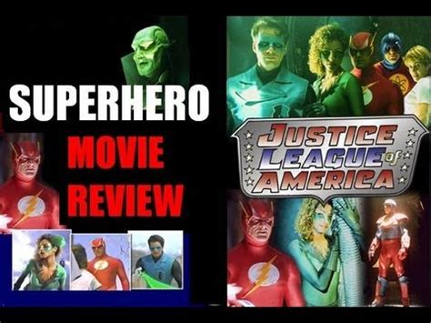 watch online justice league of america 1997 full movie hd trailer justice league of america 1997 matthew settle superhero movie review youtube