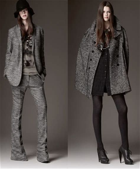 ropa de invierno para mujer en polinesia blog plns burberry moda oto 241 o invierno mujeres blog de belleza y