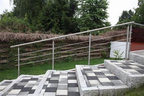 terrassengeländer edelstahl terrassengel 228 nder und treppengel 228 nder aus edelstahl und