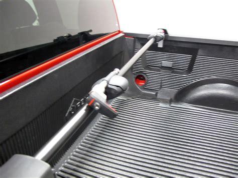 yakima truck bed rack yakima bikerbar truck bed mounted 2 bike carrier locking fork mount full size