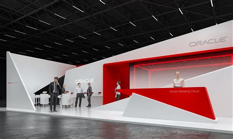 themes for design projects oracle exhibition stand design idea gm stand design