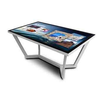table tactile 4k 55 pouces num 233 rique haute d 233 finition