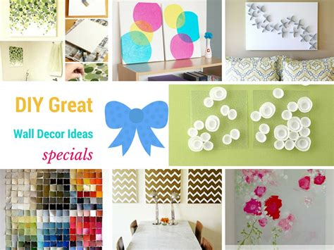 diy wall hangings dozens of great ideas for decorating 15 great diy wall decor ideas to make walls amazing