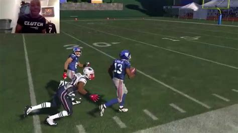 take it to the house can odell beckham jr catch a 99yd screen pass and take it to the house madden
