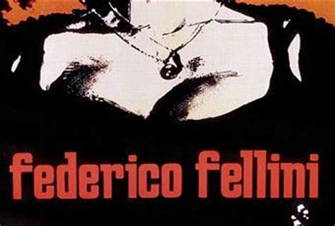 film enigmatici il film roma di federico fellini paperblog