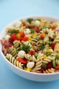 pasta salas italian pasta salad