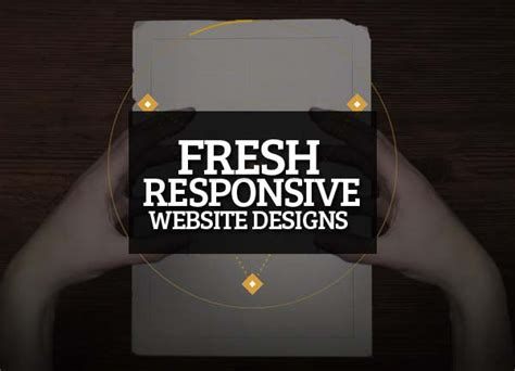 html5 css3 responsive web designing tutorial 2016 15 fresh responsive websites design exle for