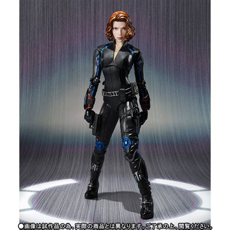 Batons Ht Black Widow Aou age of ultron black widow sh figuarts official images the toyark news