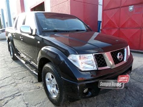 how to work on cars 2008 nissan frontier electronic valve timing 192 venda nissan frontier 2008 autom 225 tica youtube