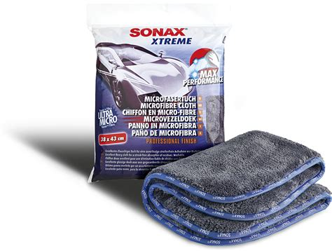 Microfasertuch Auto Polieren by Sonax Xtreme Microfasertuch Professional Finish