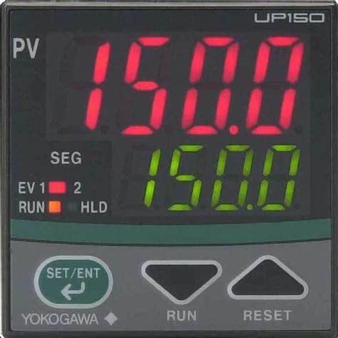 Up150 Temperature Controller Yokogawa America