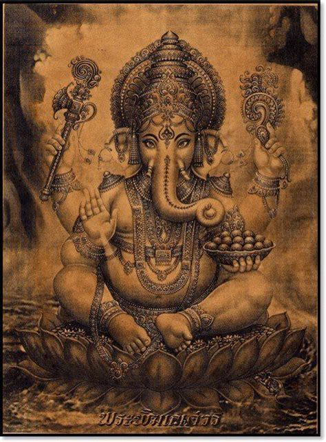 ganesh tattoo on back 51 best lord ganesha images on pinterest hinduism lord